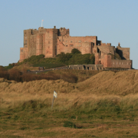 UK - Bamburgh