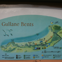 UK - Gullane Bents